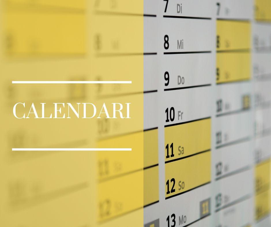 Tor Vergata Calendario Accademico 2021 Calendario Accademico